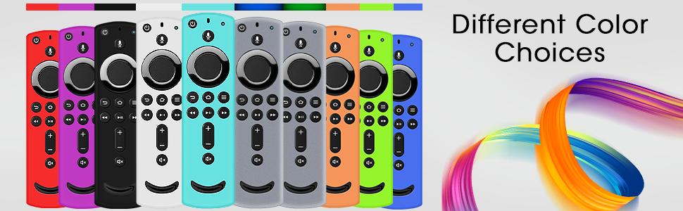 Fire TV remote cover