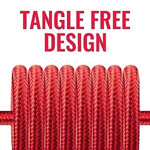 tangle free design