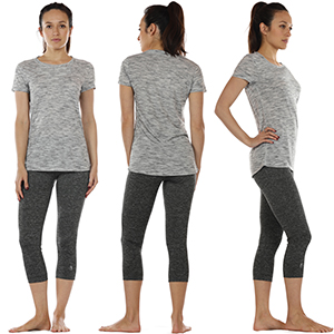 yoga shirt yoga tops exercise tops for women running shirt women womens tshirts short sleeve t-shirt