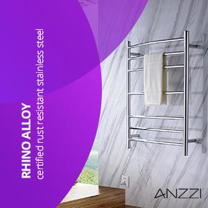 Gown 7 bar towel warmer-2