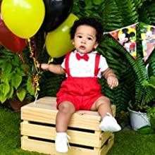 boy easter cute outfit valentines 6 9 12 18 month summer set short sleeve dress toddler big elephant