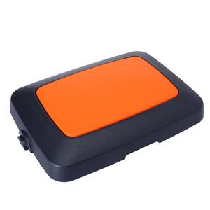 Soft coushion lid