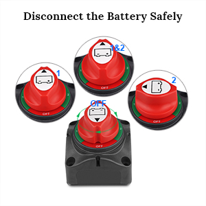 Disconnect the Battery Safely