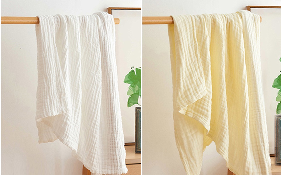large baby towels
