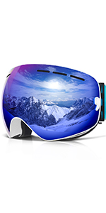 Snow Goggle for men