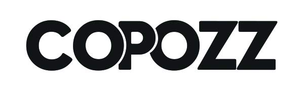 COPOZZ Ski Goggles, MX OTG Frameless Snow Snowboard Goggles for Men Women & Youth