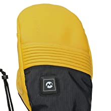 Mount Tec Explorer 4S Heated Mitten