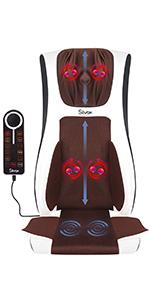 chair massage pad chair massage pad with heat electric heat and vibration massage cushion