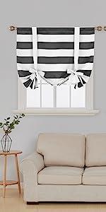 black white striped curtains black striped curtains