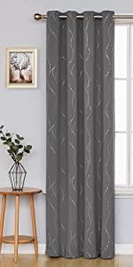 window treatments blackout curtains light blocking curtains