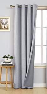 TOTAL BLACKOUT CURTAIN
