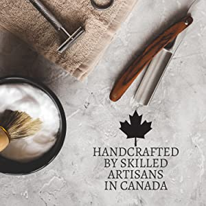 HANDMADE IN CANADA