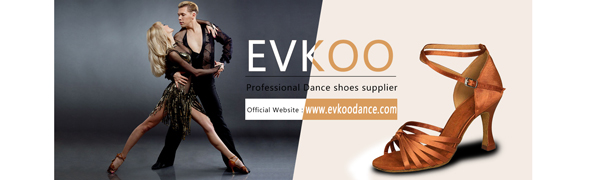Evkoodance Store sell all of dance shoes,such as Latin shoes,salsa shoes,ballroom dance shoes women