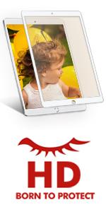 iPad Pro 9.7/ Air 2/ New iPad 9.7 (2017/2018) HD clear screen protector