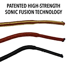Sonic Tip Polyester Boot Laces Sonic Tip Technology