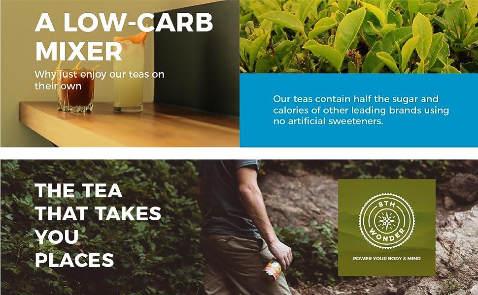 Low Carb Tea, Low Carb Mixer