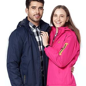 Rdruko Outdoor Jackets