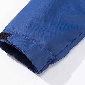 Velcro Cuffs