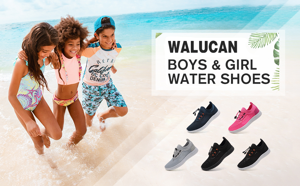 boys girls water shoes swim shoes sneakers sport shoes aqua shoes socks children toddler kids gifts