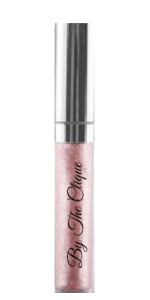 gloss lip glossy shine glitter clear shimmer shimmery top coat overlay