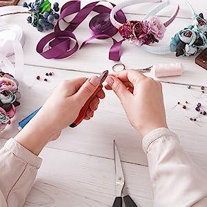 Handmade Hair Accessories for Girls