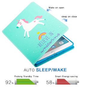 auto  wake/sleep function
