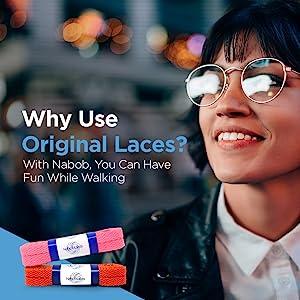 ortho step shoe laces