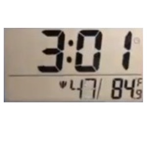 Countdown/Count up Timer