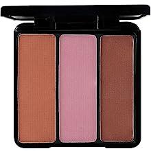 Dry Skin Blush, Mineral Makeup Palette, Warm Bronze Glow, Highlight, Glowing Skin, Blushes Set