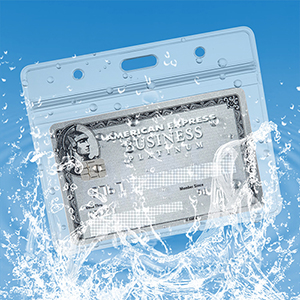 horizontal id holder name tag badges bulk pack
