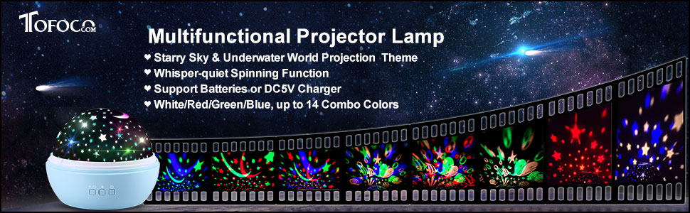 projection lamp