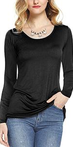 long sleeve tops for women