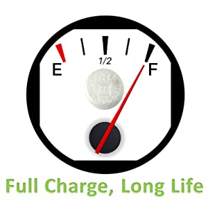 Full Charge Long Life