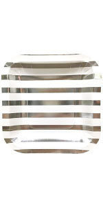 Just Artifacts Paper Straws Paper Plates