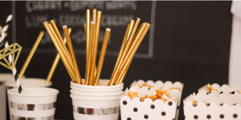 Just Artifacts Paper Straw