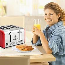 Toaster 4 Slice