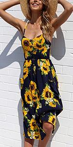 women summer dress for casual fashion cute romper for women summer beach