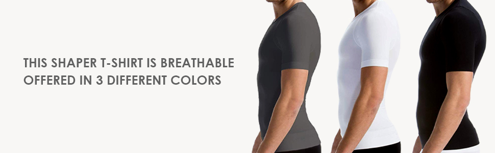 Relaxan, tummy control, Flat Belly, shaping tshirt, slimming effect, breathable, Farmacell, seamless