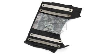 harley saddlebag speaker lids vivid black saddlebag lids audio covers