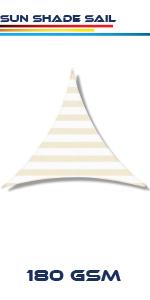 permeable sun shade sail