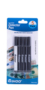 T0004 detector pen 5pack