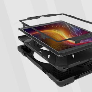 three layers case