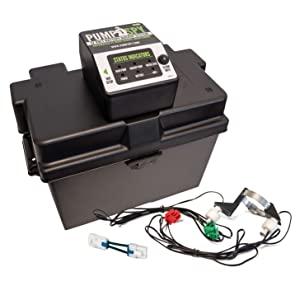PumpSpy PS2000BWD WiFi Upgrade Kit for Basement Watchdog Backup Pumps