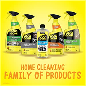 Goo Gone Family of Products