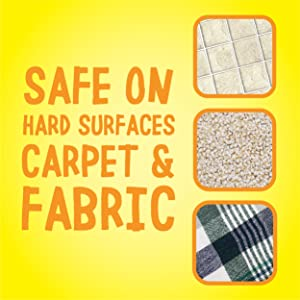 Safe on Fabric