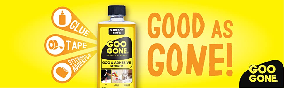 Goo Gone Good as Gone!