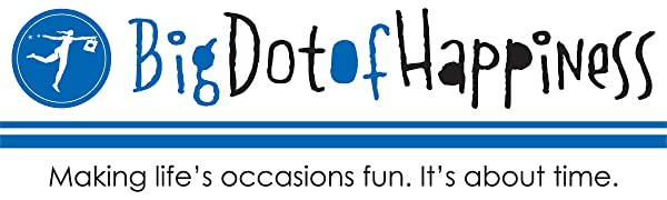 Big Dot of Happiness | Unique Party Supplies and Fun Party Decorations