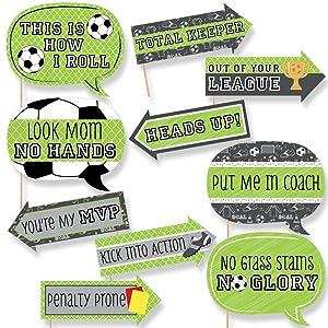 GOAAAL! - Soccer Prop Kit