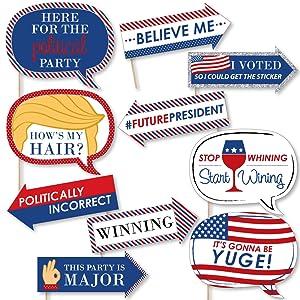 Election Prop Kit