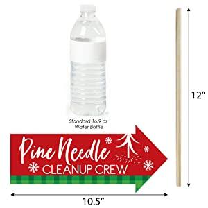 Merry Little Christmas Tree Arrow